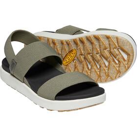 Keen Elle Takahihna sandaalit Naiset, dusty olive